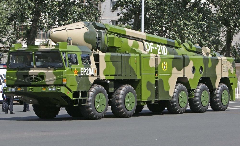 [김대영의 무기 인사이드] 중국의 미 항공모함 킬러 '둥펑-21D'