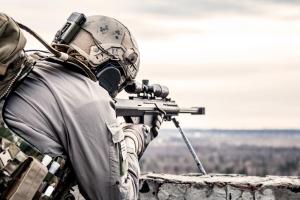 英 저격수, 1㎞서 한발로 IS 대원 5명 사살
